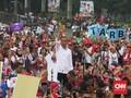 Jokowi: Kelola Indonesia Tak Mudah, Butuh Orang Berpengalaman