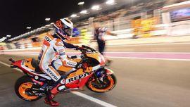Salah Pencet Tombol, Lorenzo Terpuruk di MotoGP Argentina