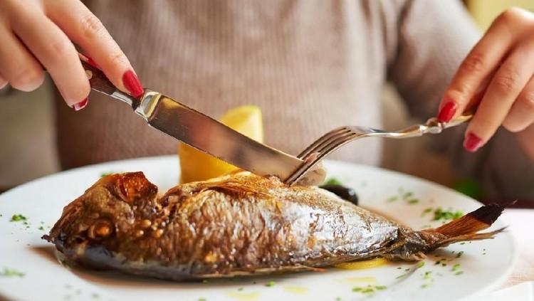 Beberapa jenis ikan tidak dianjurkan dikonsumsi saat hamil karena mengandung merkuri tinggi. Ikan apa saja sih?