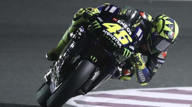Persaingan sengit terjadi selama latihan bebas dan kualifikasi MotoGP Qatar di Sirkuit Losail pada Sabtu (9/3).