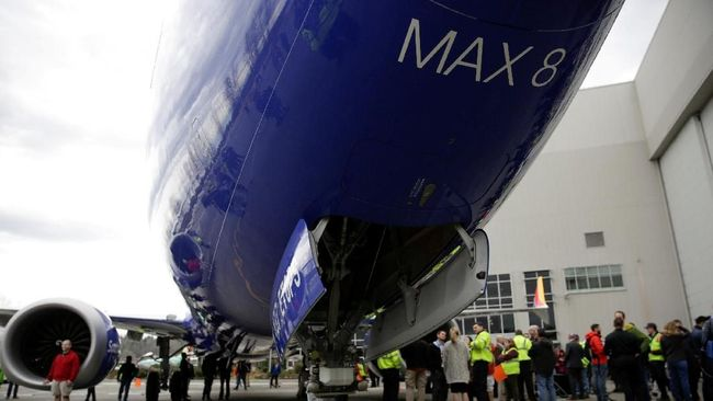 Uni Eropa Larang Penerbangan Dua Jenis Pesawat Boeing 737 MAX
