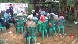 VIDEO: KPUD Pangandaran Sosialisasi Pemilu ke Kawasan Hutan