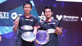 Jadwal Wakil Indonesia di All England 2020
