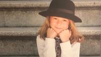 <p>Siapa sangka, anak kecil yang bergaya chic ini pernah jadi Best Actress di Piala Oscar 2016. Keren! (Foto: Instagram @brielarson)</p>