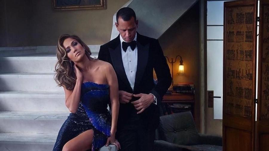 Harga Cincin Berlian Pertunangan Jennifer Lopez Rp14 Miliar