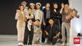 Kala Songket Jadi 'Streetwear' ala Danjyo Hiyoji