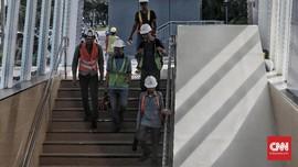 Uji Coba Hari Ini, MRT Angkut 4 Ribu Penumpang