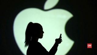 Virus Corona Ancam Bisnis Apple di China