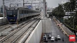 Jokowi: <i>Groundbreaking</i> MRT Fase II Dilakukan 24 Maret