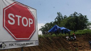 Terganjal Situs Purbakala, Proyek Tol Pandaan-Malang Disetop