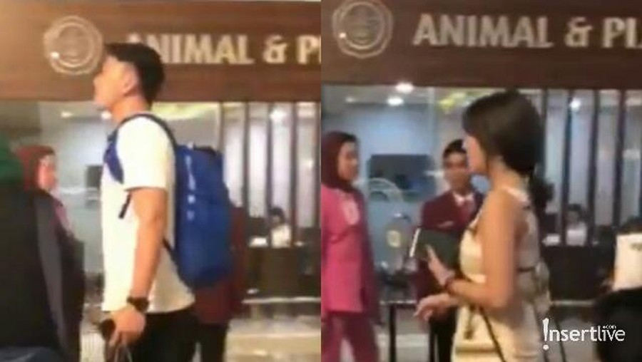 Lagi, Gisel dan Wijaya Saputra Kepergok Bersama di Bandara