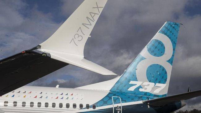 American Airlines memperpanjang pembatalan penerbangan hingga awal Juni karena landasan Boeing 737 Max.