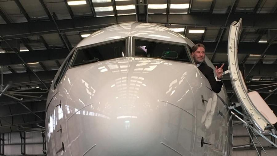 Kaya Raya, Para Aktor Dunia Ini Miliki Jet Pribadi