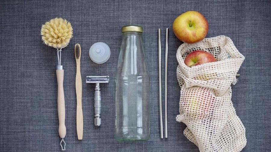 4 Peranti Pengganti Plastik yang Patut Bunda Coba Pakai