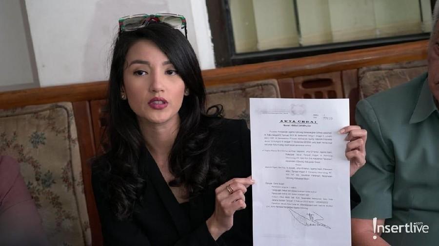 2 Tahun Janda, Kenapa Tsania Marwa Baru Gugat Hak Asuh Anak?