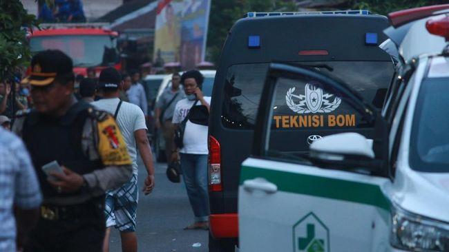 Polisi Amankan Empat Bom di Rumah Terduga Teroris Sibolga