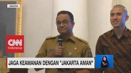 Jaga Keamanan Dengan 'Jakarta Aman'