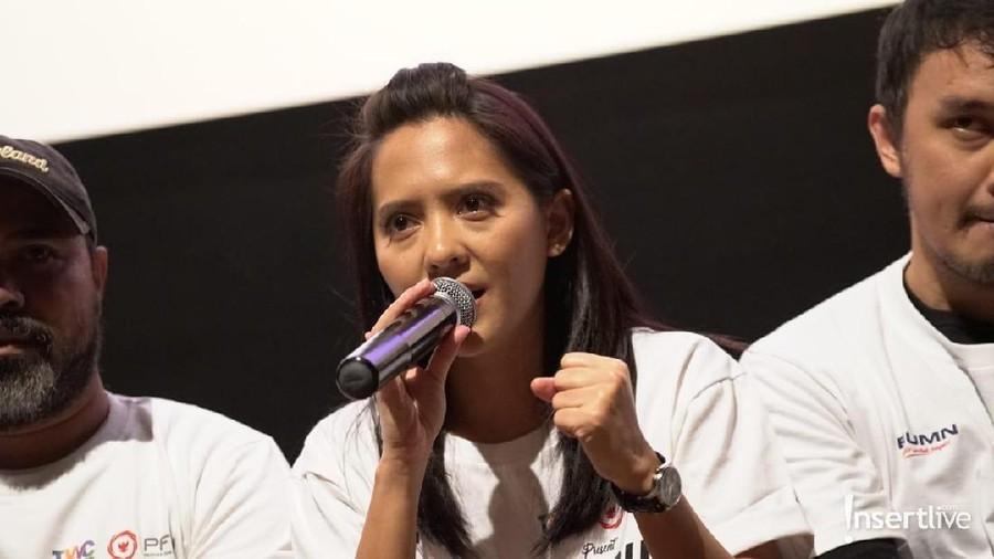 Lala Karmela & Dimas Aditya Ungkap Tantangan di Film Terbaru