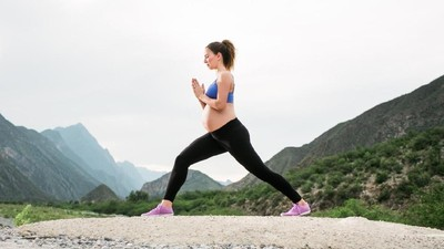 Olahraga Apa Sih yang Enggak Boleh Dilakukan Saat Hamil?