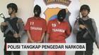 Polisi Tangkap Mahasiswa dan Kernet Truk Pengedar Narkoba