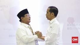 Survei Indo Barometer: Jokowi 50,8 Persen, Prabowo 32 Persen