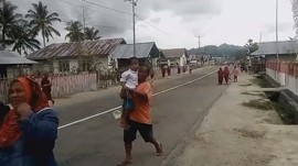 Gempa Magnitudo 5,0 Guncang Donggala