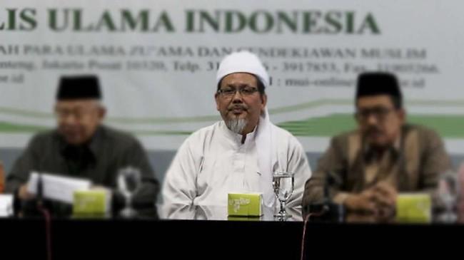 Tengku Zulkarnain Positif Corona, Dirawat di RS Pekanbaru