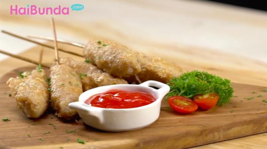Resep Sempol Ayam, Camilan Lezat Bikin Si Kecil Ogah Jajan