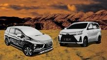 Mobil Terlaris di Indonesia Mei 2021: Xpander Jawara