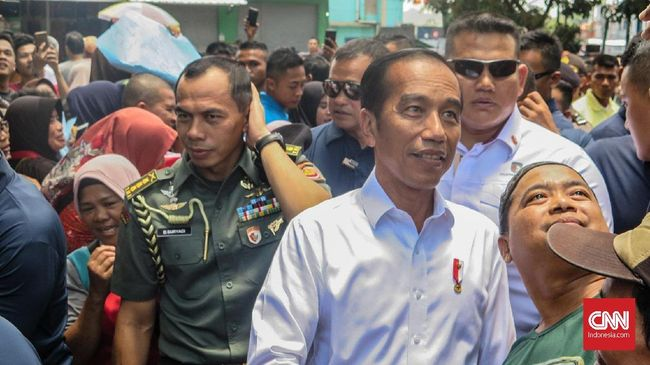 Joko Widodo dan Ma'ruf Amin dijadwalkan akan melakukan kampanye terbuka secara terpisah di sejumlah daerah. Mereka hanya berkampanye bersama di awal dan akhir.