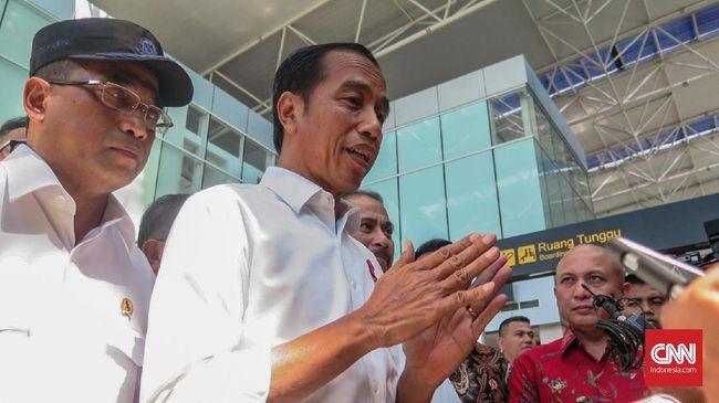 Presiden Jokowi meminta anak muda memahami dan beradaptasi dengan perubahan dunia yang cepat, dan tahu soal revolusi industri jilid keempat.