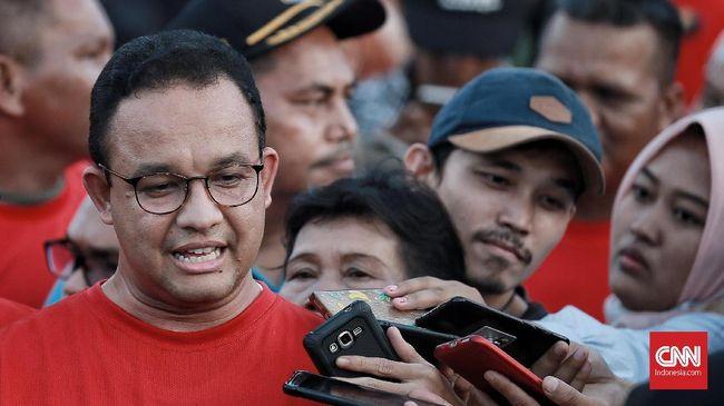 Anies Ingatkan Pansus Wagub DKI: Jangan Sampai Disebut Gagal