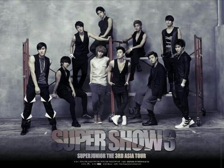 Super Show 3. Digelar pada 14 Agustus 2010 hingga 7 Mei 2011, konser ini menjadi serangkaian promosi album studio keempat mereka yang berjudul Bonamana.