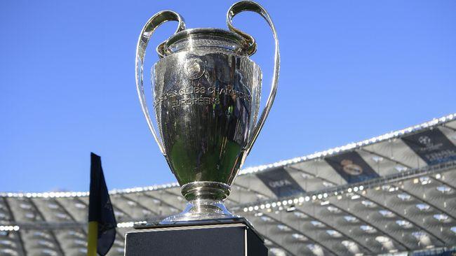 Drawing babak 16 besar Liga Champions musim 2019/2020 yang akan berlangsung di Nyon berpeluang menciptakan 12 big match.