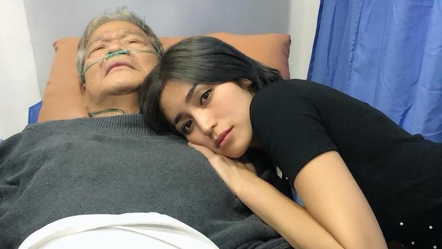 Ayah Sakit, Jessica Iskandar: Semangat Papaku Tersayang