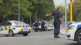 Polisi Selandia Baru Tahan Pria Ancam Bom di Wellington