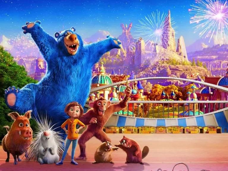 Aktor Matthew Broderick dan John Oliver kembali dipersatukan di Wonder Park. Sebelumnya mereka pernah ada di dalam proyek bersama dalam film The Lion King, tahun 1994.