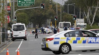 Pelaku Penembakan di Masjid Selandia Baru Disidang Agustus