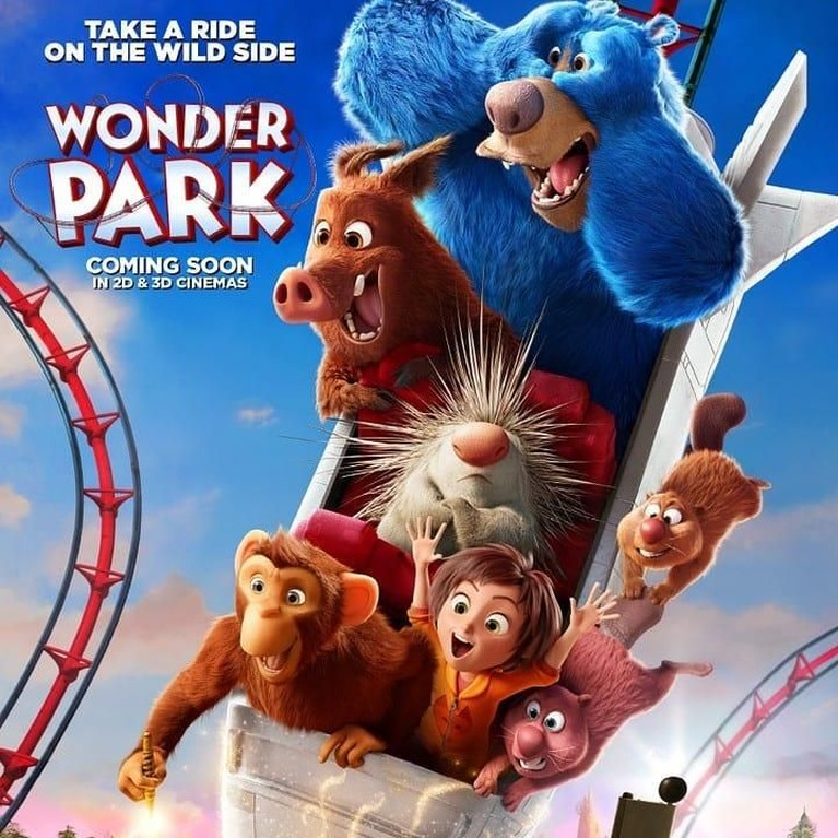 Film ini awalnya berjudul Amusement Park dan disutradarai oleh Sylan Brown. Namun posisinya tergantikan oleh Savid Feiss, Clare Kilner, dan Robert Iscove. Sehingga judul film pun diganti menjadi Wonder Park.