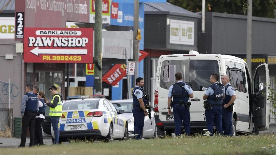 Penembakan Selandia Baru, Dua WNI Jadi Korban