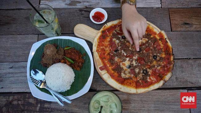 Leyeh-Leyeh menjadi salah satu destinasi kuliner yang instagramable di Yogyakarta.
