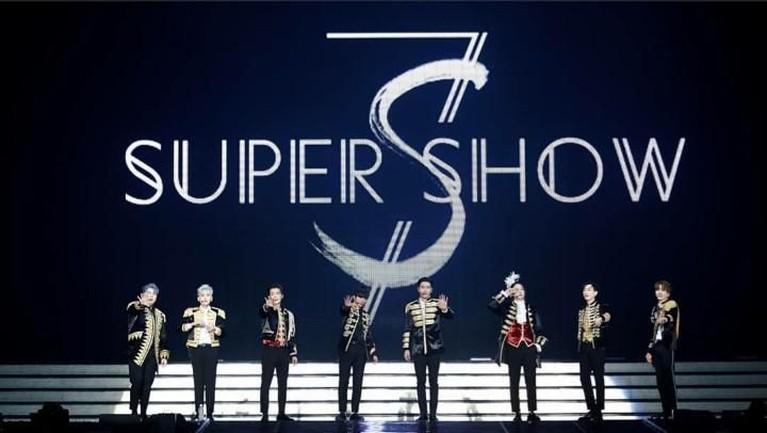 Super Show 7. Konser dunia keempat ini sebagai tanda kembalinya Siwon, Eunhyuk, dan Donghae setelah menjalani wamil selama dua tahun lamanya. Konser ini berakhir pada 3 Maret 2019 di Seoul, Korea Selatan.
