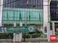 Usai Penangkapan Romi, Gerbang Kantor PPP Tertutup Rapat