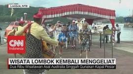 Wisata Lombok Kembali Menggeliat