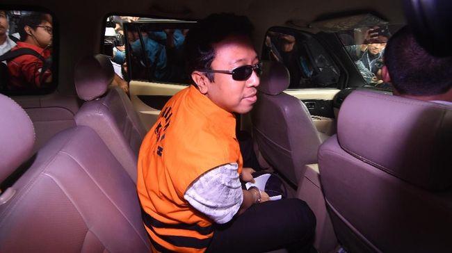 KPK juga memanggil Sekretaris Jenderal DPR RI Indra Iskandar untuk diperiksa sebagai saksi untuk tersangka Romahurmuziy.