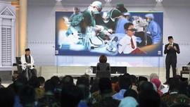 KPU Gelar Rapat Evaluasi Debat Cawapres