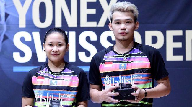 Lima wakil ganda campuran Indonesia lolos 16 besar Spain Master 2021. Sedangkan wakil tunggal putri Indonesia sudah harus bertemu.