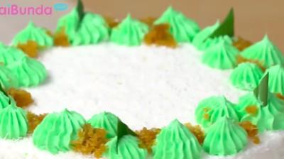 Resep Cake Klepon, Kreasi Jajanan Tradisional Kesukaan Ma'ruf Amin