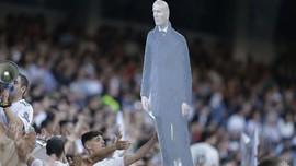 FOTO: Gairah Baru Real Madrid di Bawah Kendali Zidane