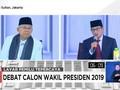VIDEO: Ma'ruf Janji Kembangkan 3.500 'Start Up' Sampai 2024